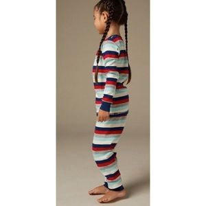 Hatley x Indigo Kid's Striped Pajama Set